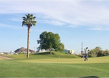Tempe golf course Rolling Hills Golf Course