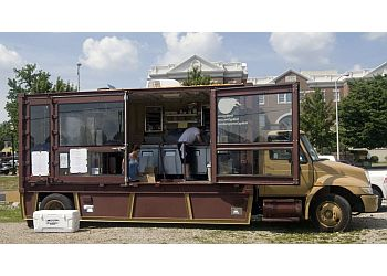 Lexington food truck Rolling Oven