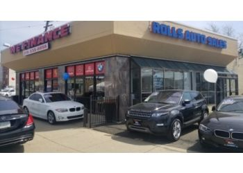 Philadelphia used car dealer Rolls Auto Sales