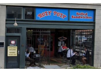 Birmingham sandwich shop Roly Poly Sandwiches