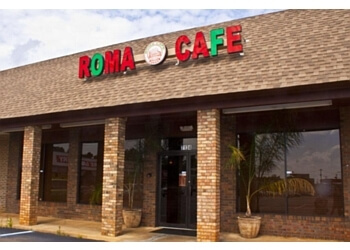 Mobile cafe Roma Cafe