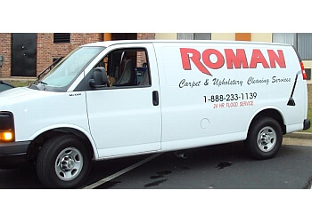 Providence carpet cleaner Roman Carpet & Upholstery Cleaning