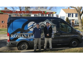 Milwaukee electrician Roman Electric Co., inc.