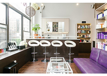 New York beauty salon Roman K Salon