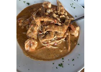 Grand Prairie italian restaurant Romas Italian Bistro