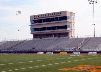 McKinney places to see Ron Poe Stadium