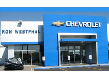 Aurora car dealership Ron Westphal Chevrolet