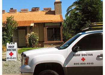 Stockton roofing contractor Ron Williams' Roof Doctor