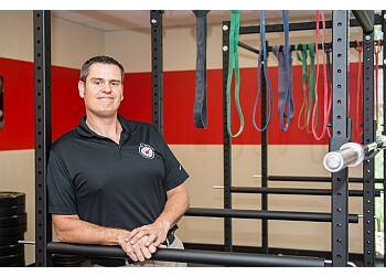 Henderson physical therapist Ronald J. Gallagher Jr., PT, MSPT, METS, USATF1