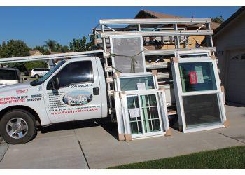 San Bernardino window company Rondy's Glass Service