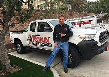 Torrance pest control company Ronin Pest Control