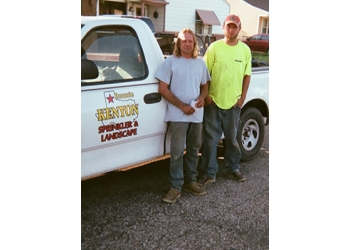 Amarillo landscaping company Ronnie kenyon Sprinkler & Landscape
