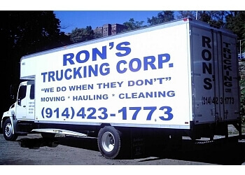 Yonkers moving company Ron's Trucking