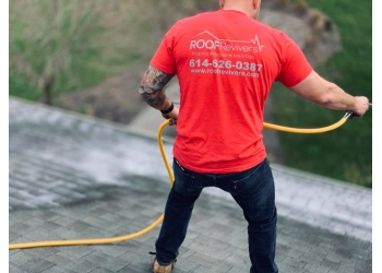 Columbus roofing contractor Roof Revivers