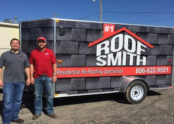 Amarillo roofing contractor Roof Smith Construction