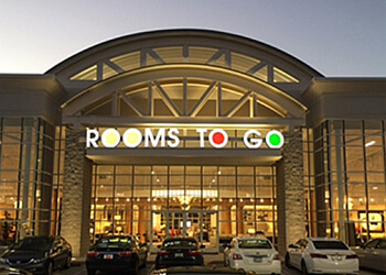Baton Rouge furniture store Rooms To Go Furniture Store