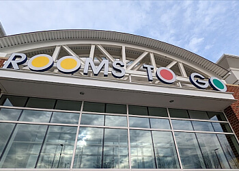Newport News furniture store Rooms To Go Furniture Store