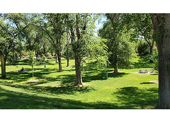 Albuquerque public park Roosevelt Park