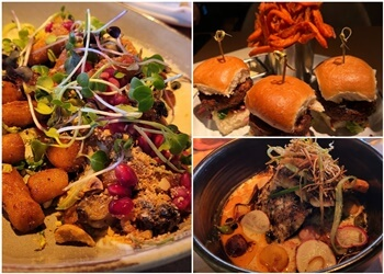 Denver american restaurant Root Down