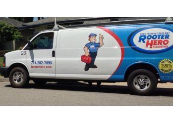 Anaheim plumber Rooter Hero Plumbing, Inc.