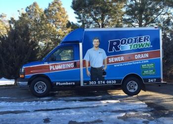 Denver plumber Rooter Town Plumbing