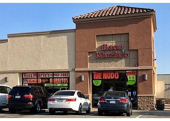 Fontana mexican restaurant Rosa Maria's Mexican Food