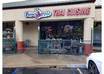 San Bernardino thai restaurant Rose Apple Thai Cuisine