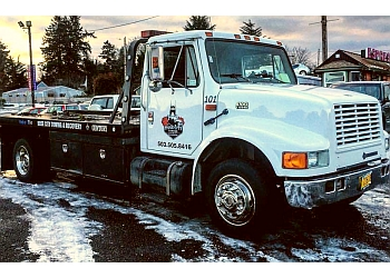 Portland towing company Rose City Towing & Recovery