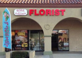 Modesto florist Rose Garden Florist