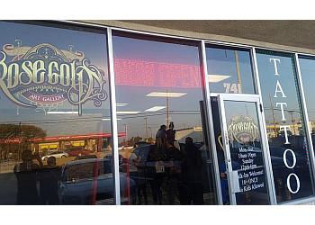 Irving tattoo shop Rose Gold Tattoos