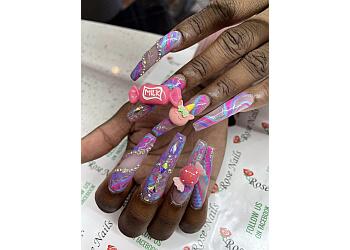 Akron nail salon Rose Nails