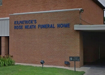 Shreveport funeral home Kilpatrick's Rose-Neath Funeral Homes, Crematorium and Cemeteries, Inc