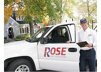 Chicago pest control company Rose Pest Solutions