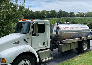 Kansas City septic tank service Rose Septic Tank Cleaning Inc