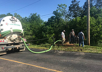 Knoxville septic tank service Rose Septic Tank Services
