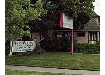 Spokane florist Rose and Blossom
