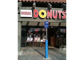 Bakersfield donut shop Rosedale Donuts