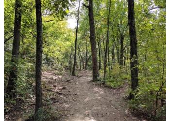 Kansas City public park Rosedale Park