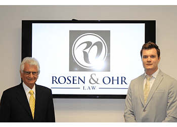 Hollywood personal injury lawyer Rosen & Ohr, P.A.