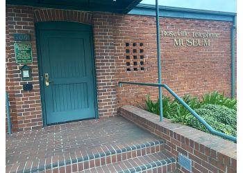 Roseville landmark Roseville Telephone Museum