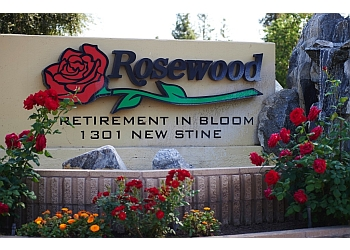 Bakersfield assisted living facility Rosewood Retirement Community
