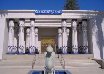 San Jose landmark Rosicrucian Egyptian Museum