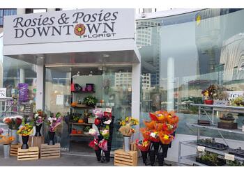 San Jose florist Rosies & Posies Downtown