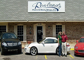 Tallahassee auto body shop Roslund's Paint & Body Shop
