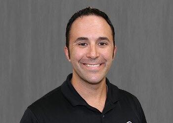 Charleston physical therapist Ross Curnett, DPT, OMT-C
