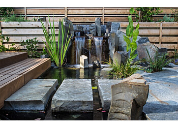 Portland landscaping company Ross NW Watergardens