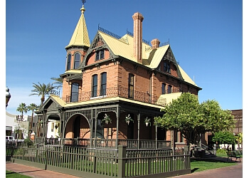 Phoenix landmark The Rosson House Museum at Heritage Square