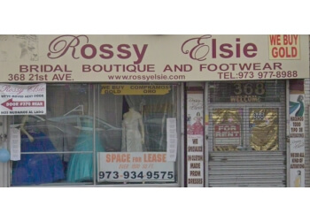 Paterson bridal shop Rossy Elsie