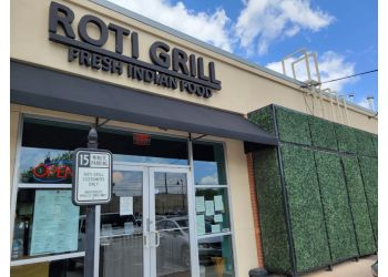 Dallas indian restaurant Roti Grill