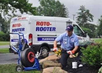 Aurora plumber Roto-Rooter